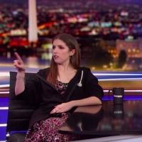 Video Flashback: Anna Kendrick on Trevor Noah's 'Between the Scenes'
