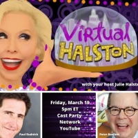 BWW Previews: Hilarity Ahead for Halston And Her Viewers Photo