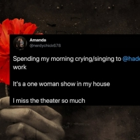 9 of the Best Broadway Tweets This Week Photo