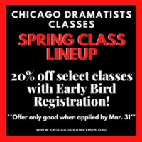 Chicago Dramatists Announces Spring 2021 Classes Photo