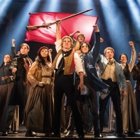 Patrick Dunn, Preston Truman Boyd, & Michelle Dowdy Join LES MISERABLES On Tour Photo