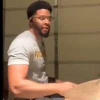 VIDEO: HAMILTON Fan Wows Lin-Manuel Miranda with Drum Cover of 'Guns n' Ships' Photo