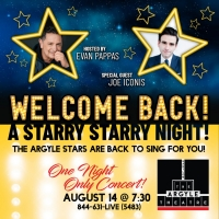 The Argyle Theater's Gala Concert Featuring Joe Iconis and More to Take Place Tomorro Photo