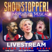 THE SHOWSTOPPERS Announce Two New Improvised Streaming Musicals Photo