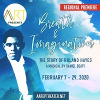 African American Repertory Theater Continues 2020 Season With BREATH & IMAGINATION In New Resident Theater Home