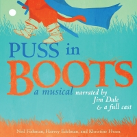 Jim Dale Narrates New Audiobook Musical PUSS IN BOOTS Photo
