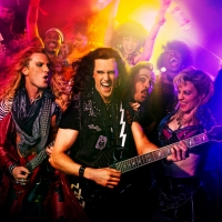 ROCK OF AGES Extends Off-Broadway Run Through January 12