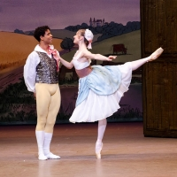 BWW Review: LA FILLE MAL GARDEE, Royal Opera House Photo