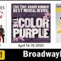 Single Tickets Go On Sale Tomorrow For BROADWAY IN WILMINGTON