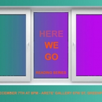 HERE WE GO Is Launching the First Reading Series Photo