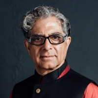 Deepak Chopra Aims To Inspire and Comfort In New Podcast Series Titled NOW FOR TOMORR Photo