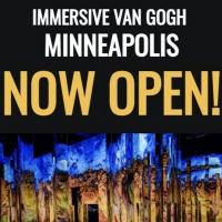 Immersive Van Gogh - Now Open! Photo