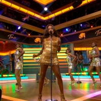 VIDEO: The Cast of TINA: THE TINA TURNER MUSICAL Performs 'Proud Mary' on GMA