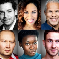 Joe Dixon, Debbie Kurup, Gary Wilmot, Adam Pearce,