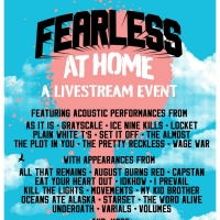 Fearless At Home Performances & Appearances Announced Photo