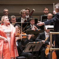 Review: Bavarians under Jansons with Damrau as Soloist Turn Back the Clock at Carnegie Hall