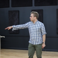 Director Ian Belknap of ROMEO AND JULIET at The Shakespeare Theatre of New Jersey