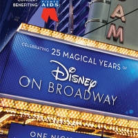 Disney on Broadway's 25th Anniversary Concert Will Be Streamed to Raise Money For BC/ Photo