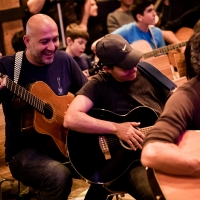Guitar Mash And The Mayor's Office Of Media And Entertainment Will Present URBAN CAMPFIRE