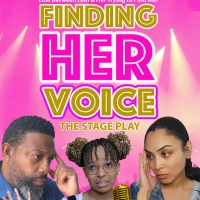 Don't Miss FINDING HER VOICE- Available to Stream on Broadway On Demand Photo