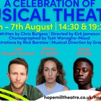 Hope Mill Theatre Will Present A Celebration Of Musical Theatre At Hope Fest Photo