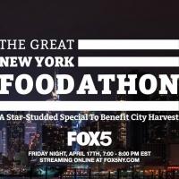 THE GREAT NEW YORK FOODATHON to Feature John Legend, Neil Patrick Harris, & More! Photo