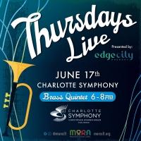 Charlotte Symphony To Kick Off THURSDAYS LIVE Photo