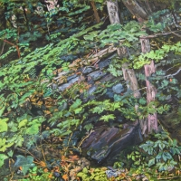 Blue Mountain Gallery Presents THERESA BARTOL: CONTEMPLATING NATURE Photo