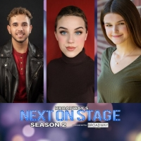 Meet Our NEXT ON STAGE: SEASON 2 High School Top 3! Photo