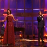 VIDEO: Shirley Bassey, Michael Ball, and Alfie Boe Perform A Christmas Classic