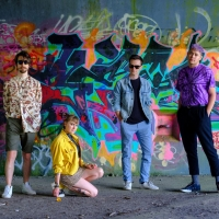 UV Rays Share 'Faster Now' Single On The 405, 'The Right Stuff' EP Out 8/9