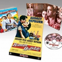 ROMAN HOLIDAY Remastered Debuts on Blu-ray This September Photo