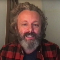 VIDEO: Michael Sheen Talks Performing to An Empty Old Vic Theatre Photo