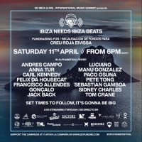 Ibiza Clubs and Brands Unite for Live Stream to Support the Red Cross in Ibiza