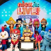 BWW Interview: Courtney Martin of NICK, JR. LIVE! at Tobin Center For The Performing  Photo