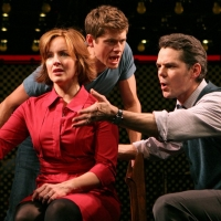 VIDEO: Watch a NEXT TO NORMAL Reunion on Stars in the House Photo