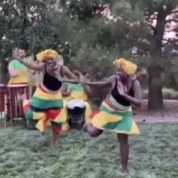 VIDEO: Nondi Wontanara Holds African Dance Class in Honor of Juneteenth Photo