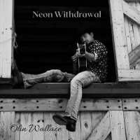 Olin Wallace Goes Through 'Neon Withdrawal' in New Single Photo