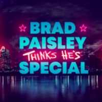 ABC to Air BRAD PAISLEY THINKS HE'S SPECIAL on December 3