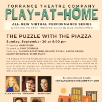 BWW Review: THE PUZZLE WITH THE PIAZZA at Torrance Theatre Company