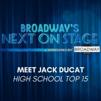 Meet the Next on Stage Top 15 Contestants - Jack Ducat