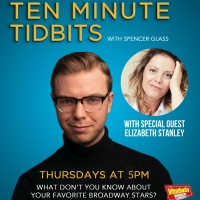 WATCH: Ten Minute Tidbits with Spencer Glass and Guest Elizabeth Stanley - Live at 5p Photo