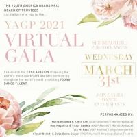Youth America Grand Prix Virtual Benefit Announced Photo