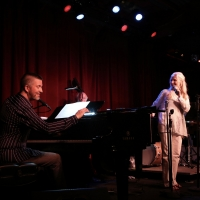 Photo Flash: Gene Reed Captures July 27th THE LINEUP WITH SUSIE MOSHER at Birdland Photo