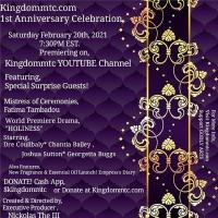 Kingdommtc Announces 1st Anniversary Event Photo