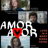 Love is a Many-Sided Thing in AMOR AMOR, Available Sept. 22 Photo