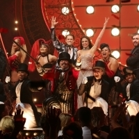 Photo Coverage: MOULIN ROUGE! Company Takes Opening Night Bows!