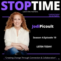 Jodi Picoult Shares Her Passion For Writing For The Stage On STOPTIME Podcast Photo