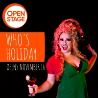 BWW Interview: Rachel Landon of WHO'S HOLIDAY at Open Stage