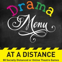 Book Review: DRAMA MENU AT A DISTANCE, Glyn Trefor-Jones Photo